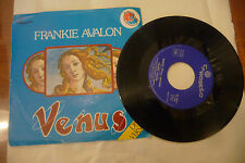 "FRANKIE AVALON""VENUS-DISCO VERSION-disco 45 giri CAROSELLO It 1976"""
