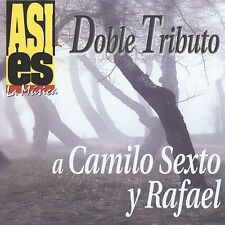 FREE US SHIP. on ANY 2 CDs! NEW CD Various Artists: Doble Tributo a Camilo Sesto