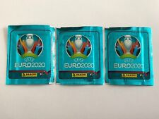 1x Packet Panini Euro 2020 NO PREVIEW Vertical Code in front Mexico edition Rare