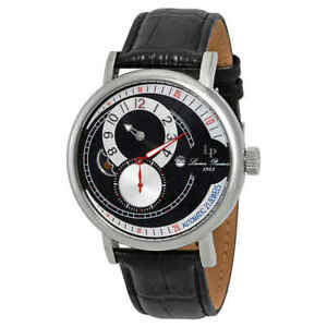 Lucien Piccard Supernova Moonphase Automatic Men's Watch LP-15157-01