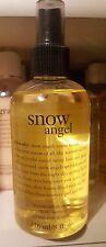 Philosophy SNOW ANGEL BODY SPRITZ 8oz +BONUS READ DESCRIPTION