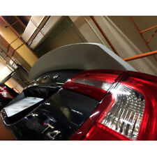 Unpainted 2011-2018 For Volvo S60 T5 T6 Ducktail Trunk Spoiler *Coming Soon*