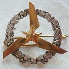 Insigne Brevet ALAT PILOTE D'HELICOPTERE 1954 ORIGINAL nom gravé au revers