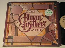 """ALLMAN BROTHERS - ENLIGHTENED ROGUES, CPN-0218 CAPRICORN """"56"""" PRESS"""