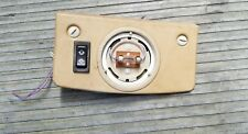 New listing Range Rover Classic Courtesy Dome Light Assembly/Housing Oem