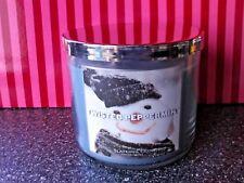 Bath & Body Works Twisted Peppermint Candle 14.5 oz 3 Wick Snowman Slatkin & Co