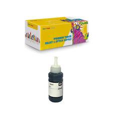 1PK Black Compatible T6641 Dye Ink Bottles for Epson L100 L120 L130 L350 L375