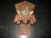 Schneider Cuckoo Clock  Regula Parts Repair
