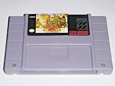 Ancient Magic - Bazoo! World of Magic - game For SNES Super Nintendo - RPG
