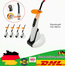 Woodpecker Style Dental Wireless LED Curing Composite Resin Light Lamp 5W