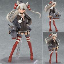 Anime Kantai Collection Figma 240 Amatsukaze KanColle PVC Figure No Box 15cm