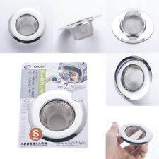 New Bathroom Sink Strainer Hair Catcher Drain Protector Shower Clog Trap Stopper