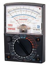 New Sanwa Analog Multimeter Full featured YX 61TR with Tracking with tracking