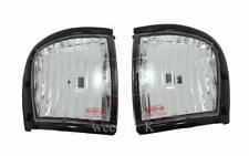 FRONT CORNER SIDE LIGHT LAMP CRYSTAL STYLE FOR ISUZU TFR TF AMIGO 1998- 2001