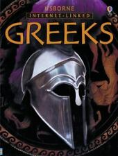Illustrated World History: Greeks by A. Wheatley (2004, Paperback, Revised)