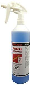 Rostumwandler 1 Liter Dauerhafte Rostumwandlung +Sprayer