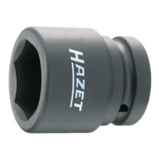 "Hazet 1100S-27 6-point Impact Socket, 1.0"" drive, 27mm x 60mm"