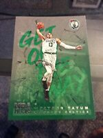 2018-19 NBA Hoops No. GOW-5 Jayson Tatum Boston Celtics Original Ungraded