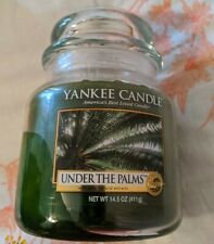 Yankee Candle 14.5 Oz Jar Under The Palms retired