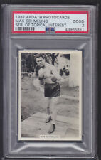 More details for ardath - series of topical interest 1937 - max schmeling - psa 2 good