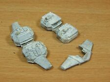 CLASSIC METAL SPACE MARINE LAND SPEEDER ENGINE PARTS SOLD AS SEEN (2590)