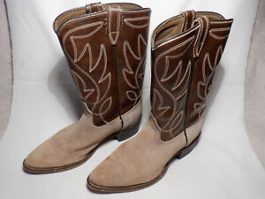 VINTAGE ACME COWGIRL BOOTS