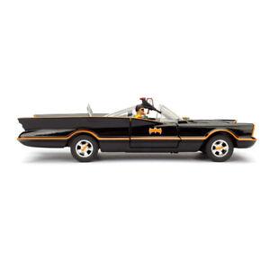DC Comics - Batman 1966 TV Series Classic Batmobile Metals Die-cast Toy Car w...