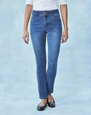 SIMPLY BE HIGH WAISTED STRAIGHT LEG SHORT LENGTH SIZE UK 28 S NH190 FF 05