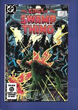 Saga of the Swamp Thing #20 1st Alan Moore issue Dc Comics