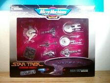 Micro Machines Space Star Trek Television Series I Limited Edition1995 (140) New