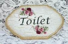 Shabby Chic Decorative Plaques & Signs