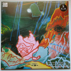 "Camera - Remember I Was Carbon Dioxide ~ 2014 Vinyl Record 12"" Sealed"