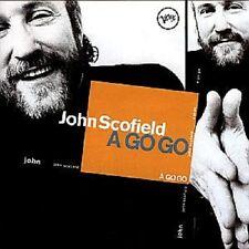 "JOHN SCOFIELD/MEDESKI ""A GO GO"" CD NEUWARE"