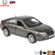 Diecast Vehicles Scale 1:36 Honda Accord Russian Model Car
