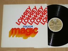 LP Dave Smith-Dave Smith At Last-Lowrey Micro Magic-Presque comme neuf