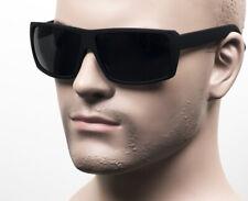 Cholo OG Gangster Square Sunglasses Super Dark OG LOC Style Matte/Black SW9