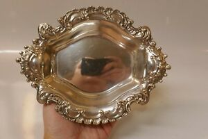 1957 Reed & Barton Sterling Silver Bowl - Model Number X499