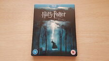 Harry potter part 1 steelbook blu ray