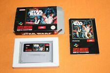 Super Star Wars in OVP Super Nintendo SNES