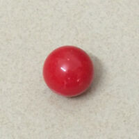 2x Red Arcade joystick ball Top handle for arcade game joystick DIY parts