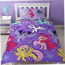 Bettwäschegarnituren Für Kinder Mit My Little Pony Motiv Günstig