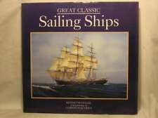 Great Classic Sailing Ships, Kenneth Giggal, Excellent Book