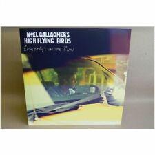 "Noel Gallagher's High flying Birds Everybody's on the run 12"" vinyl single new"