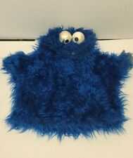Vintage 70s Cookie Monster Hand Puppet Sesame Street Jim Henson Child Horizons