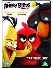 The Angry Birds Movie [2016] DVD BRAND NEW & SEALED UK