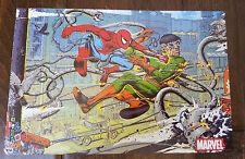 2015 SDCC COMIC CON MONDO MARVEL SPIDER-MAN VS DOC OCK BEAUTIFUL PROMO CARD