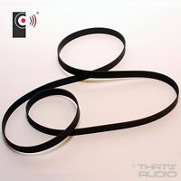 Fits THORENS Record Player Turntable Belt TD160, TD160 Super TD166 - THATS AUDIO