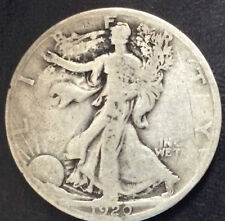 1920-S Liberty Walking Silver Half Dollar U.S. Coin A3864