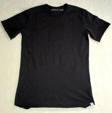JACK & JONES schwarzes T-Shirt Gr.M rollbündchen
