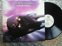 Deepest Purple: The Very Best Of Deep Purple Vintage LP  Warner Bros ‎– PRK 3486